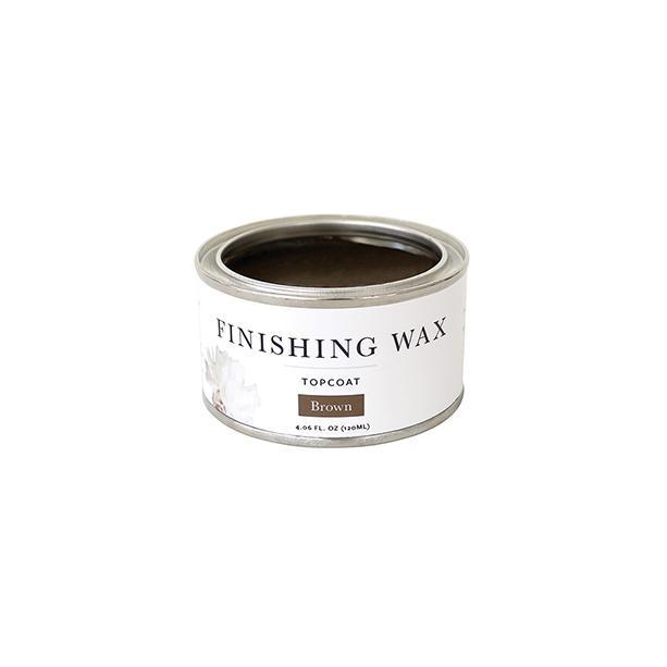 Finishing Wax - Brown 120 ml