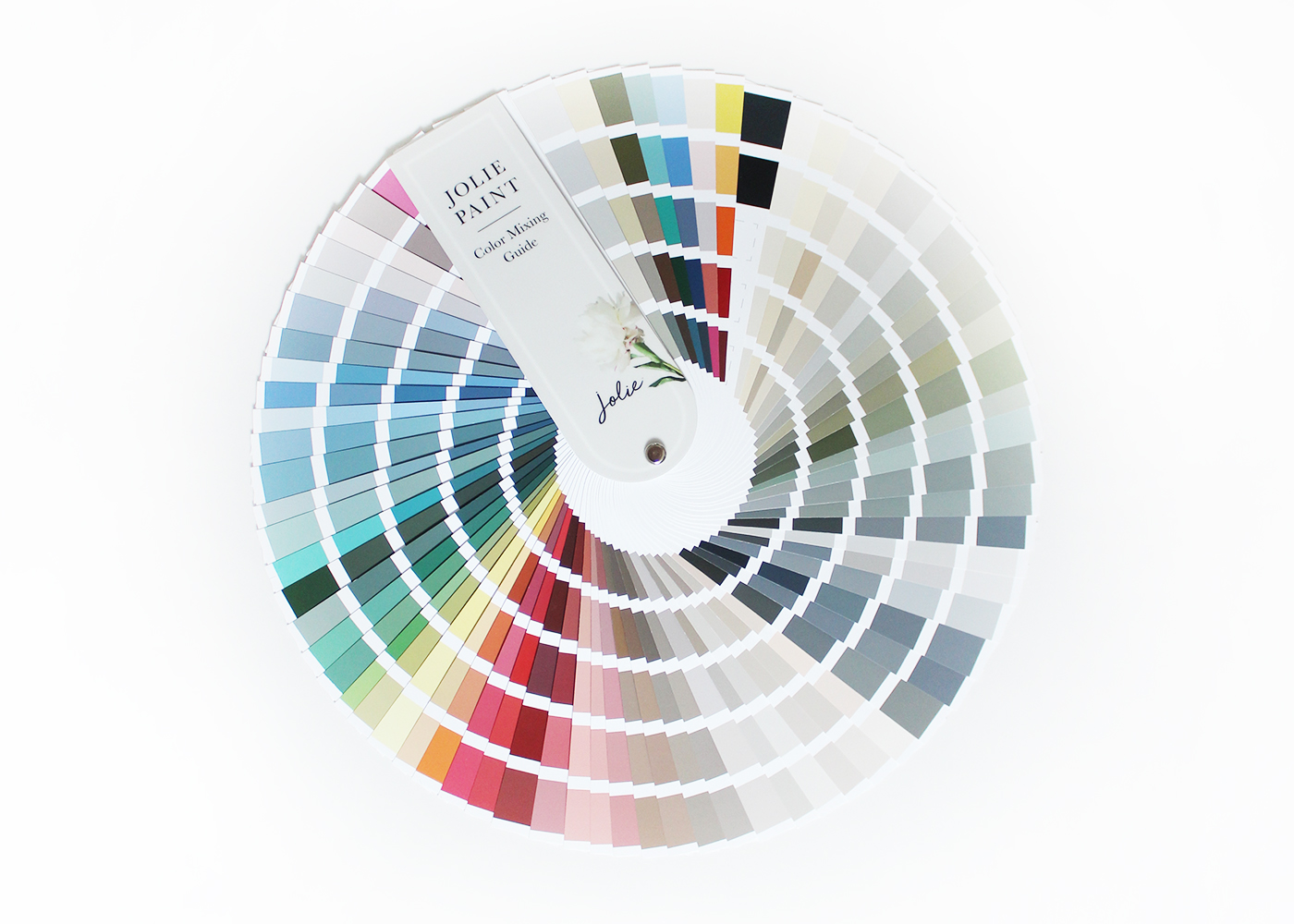 2. Colour Mixing Guide