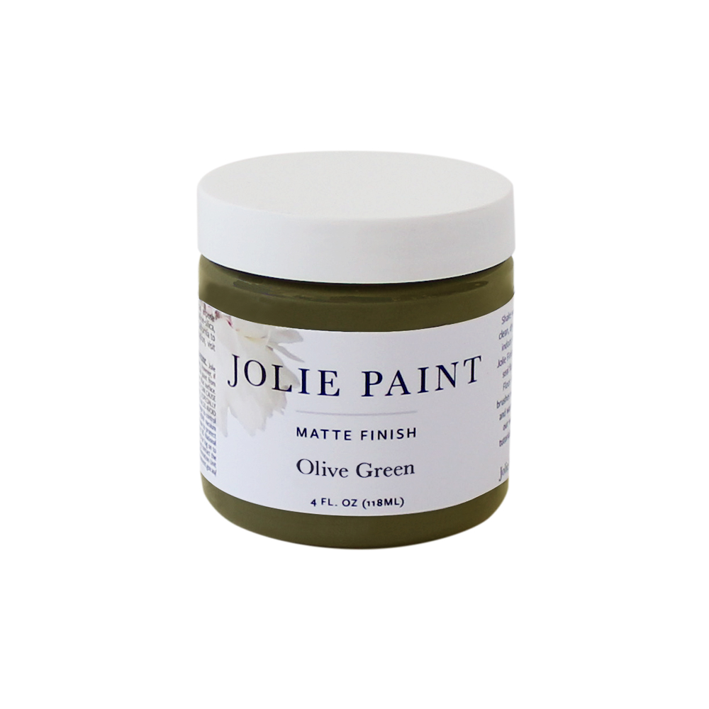 Olive Green- Jolie Paint (s)