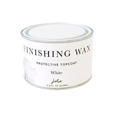 Finishing Wax - White 500ml