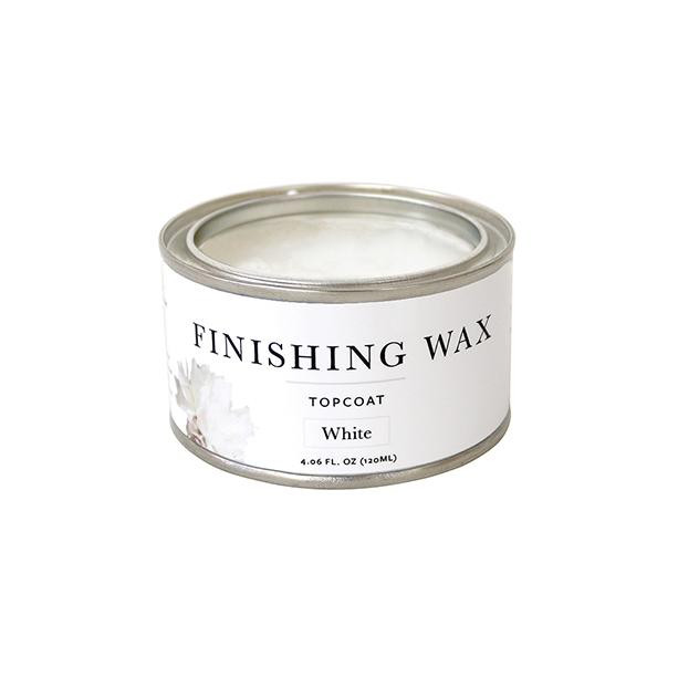Finishing Wax - White 120 ml