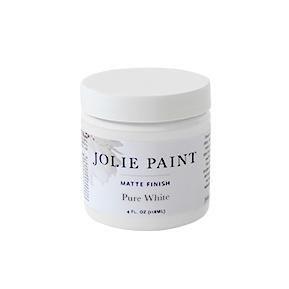 Pure White- Jolie Paint (s)