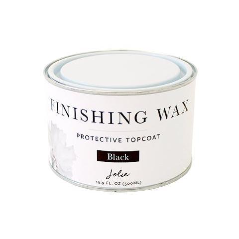 Finishing Wax - Black 500ml