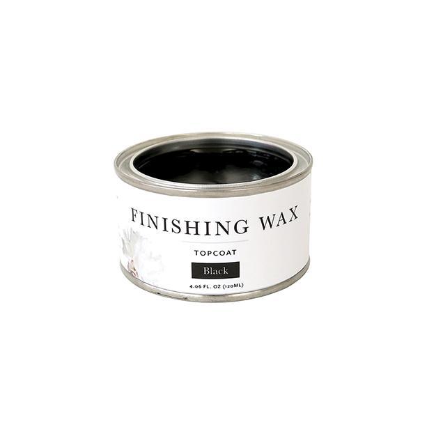 Finishing Wax - Black 120 ml