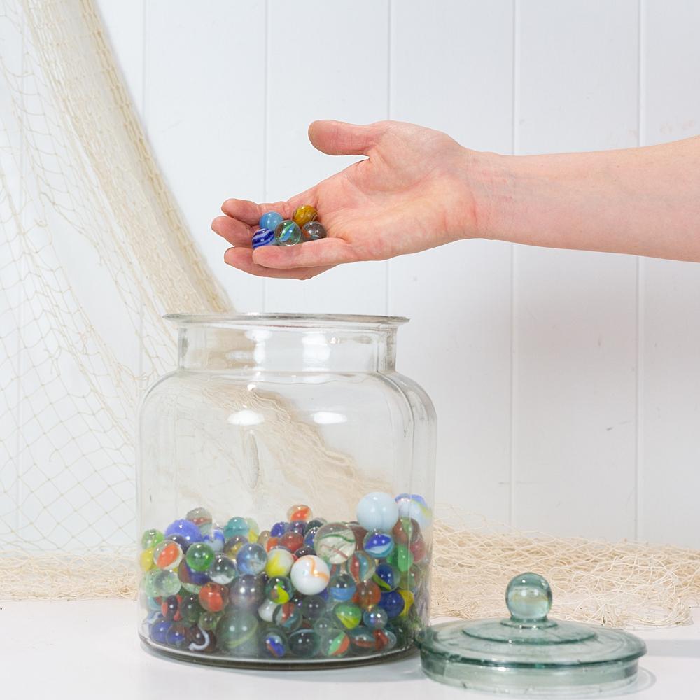 Jar of Marbles #3513