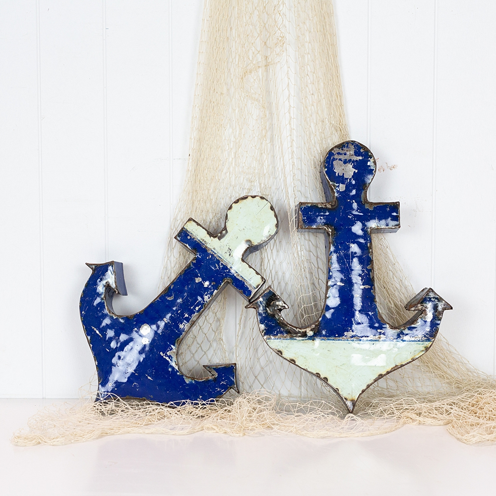 Anchors Metal Blue #2119