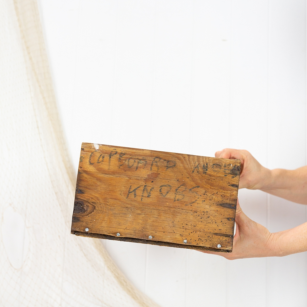 Wooden Box #4598