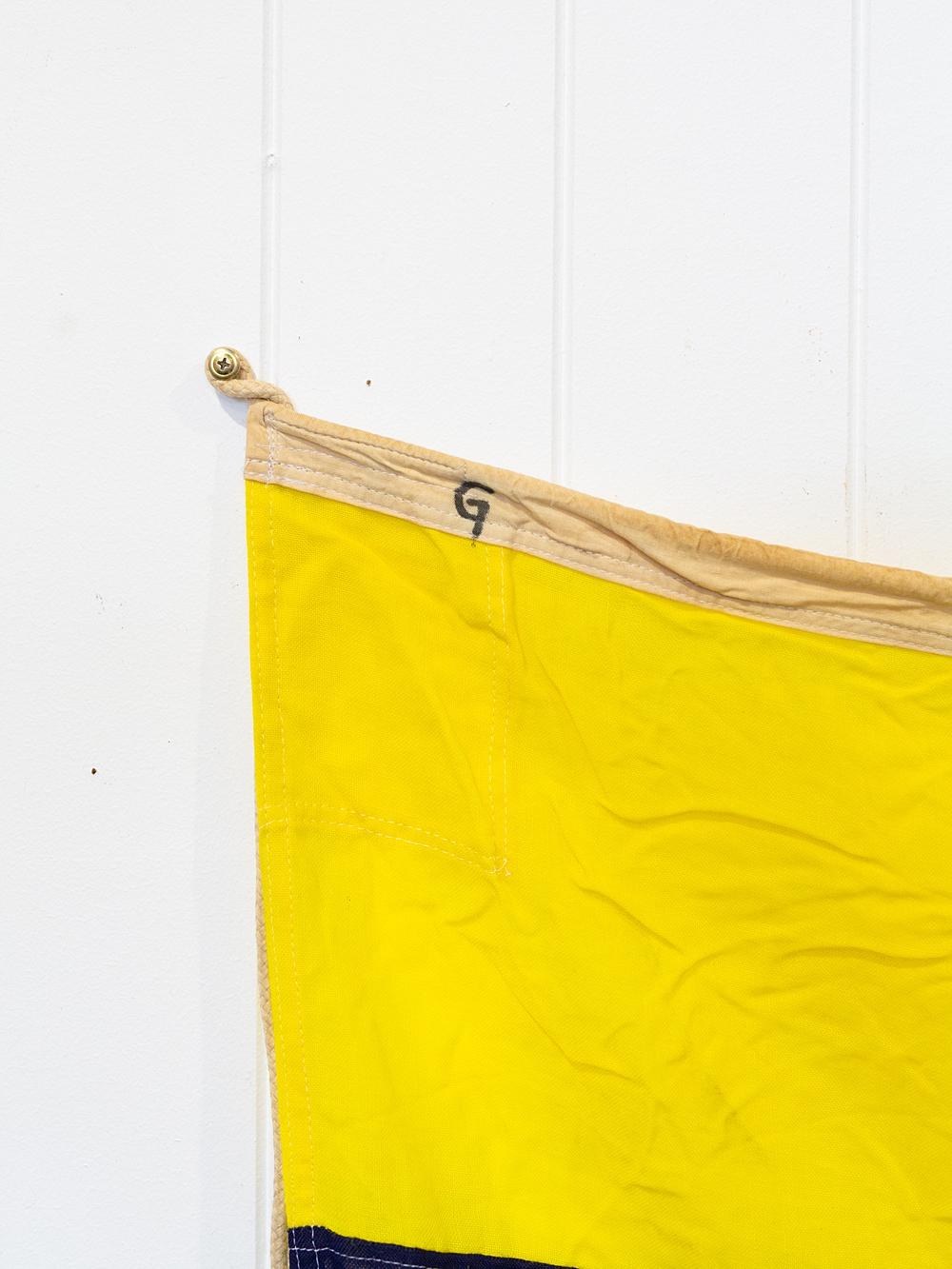 Flag G  #4443