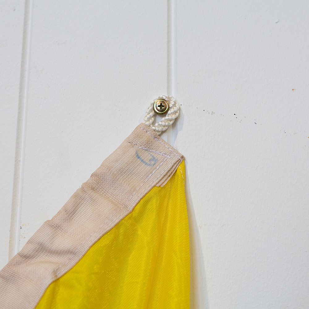 Flag Q #4312