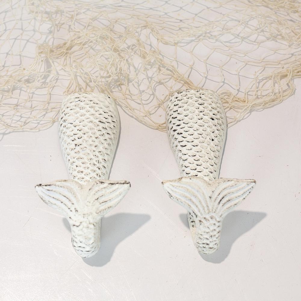 Mermaid Tail Hook white #0251