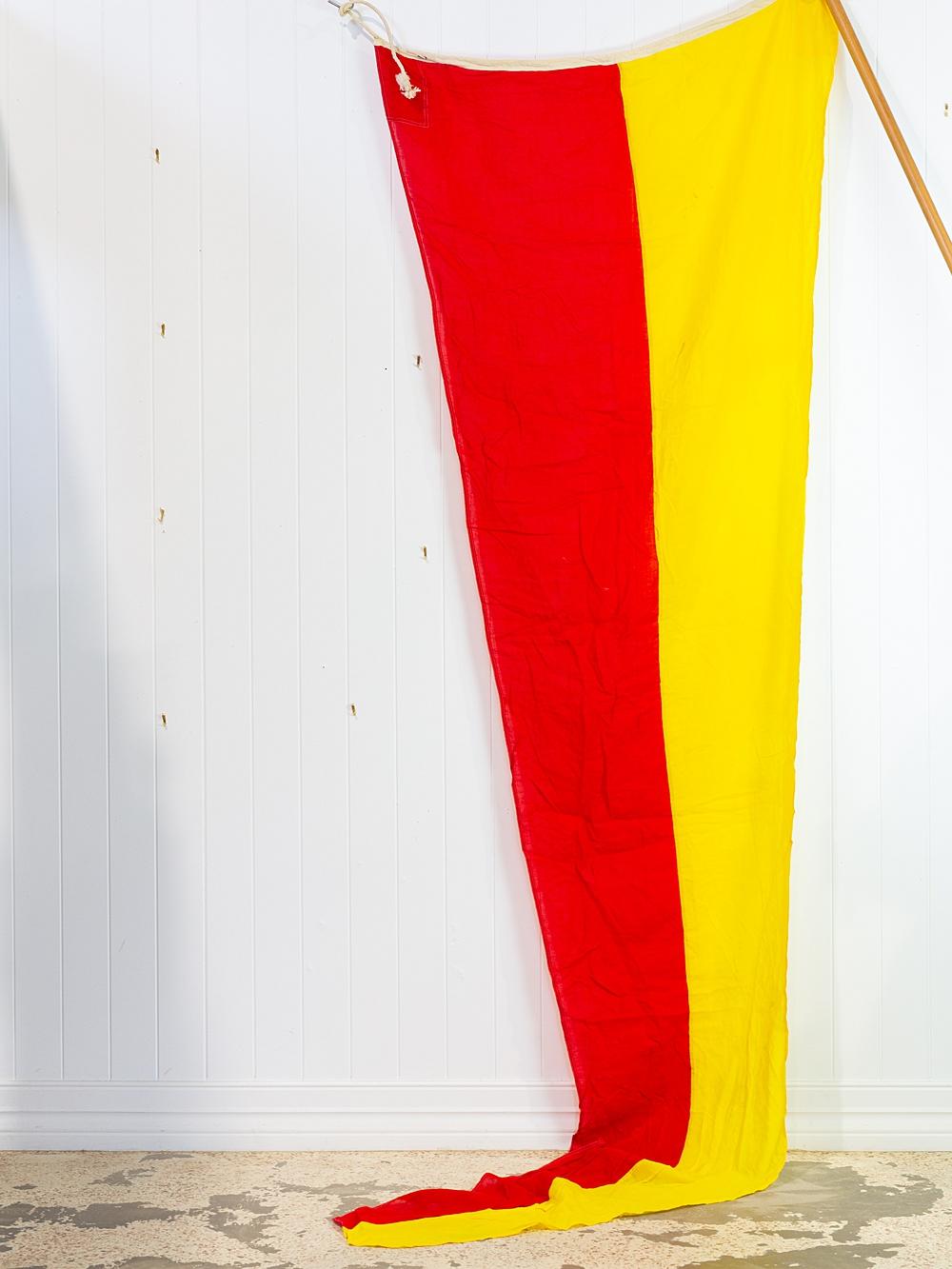 Pennant/Flag  No.7 #4315