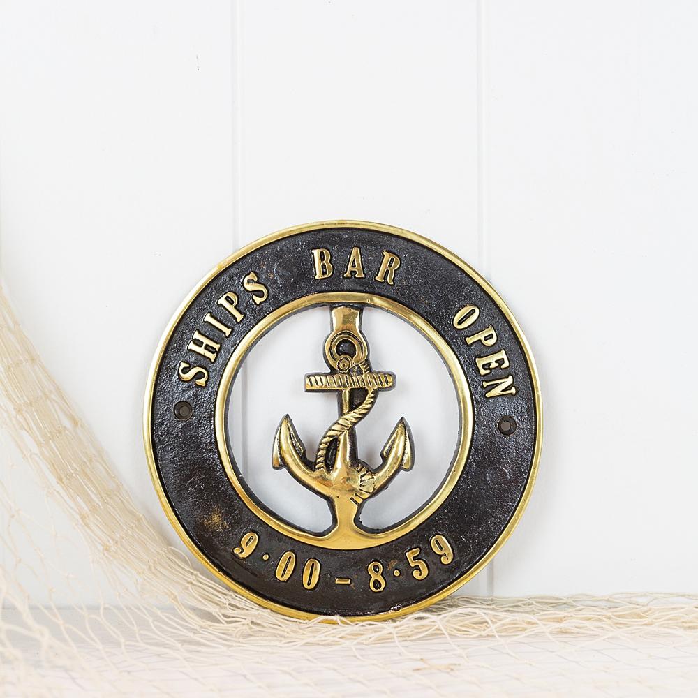 Sign - Ship's Bar Sign  #0051