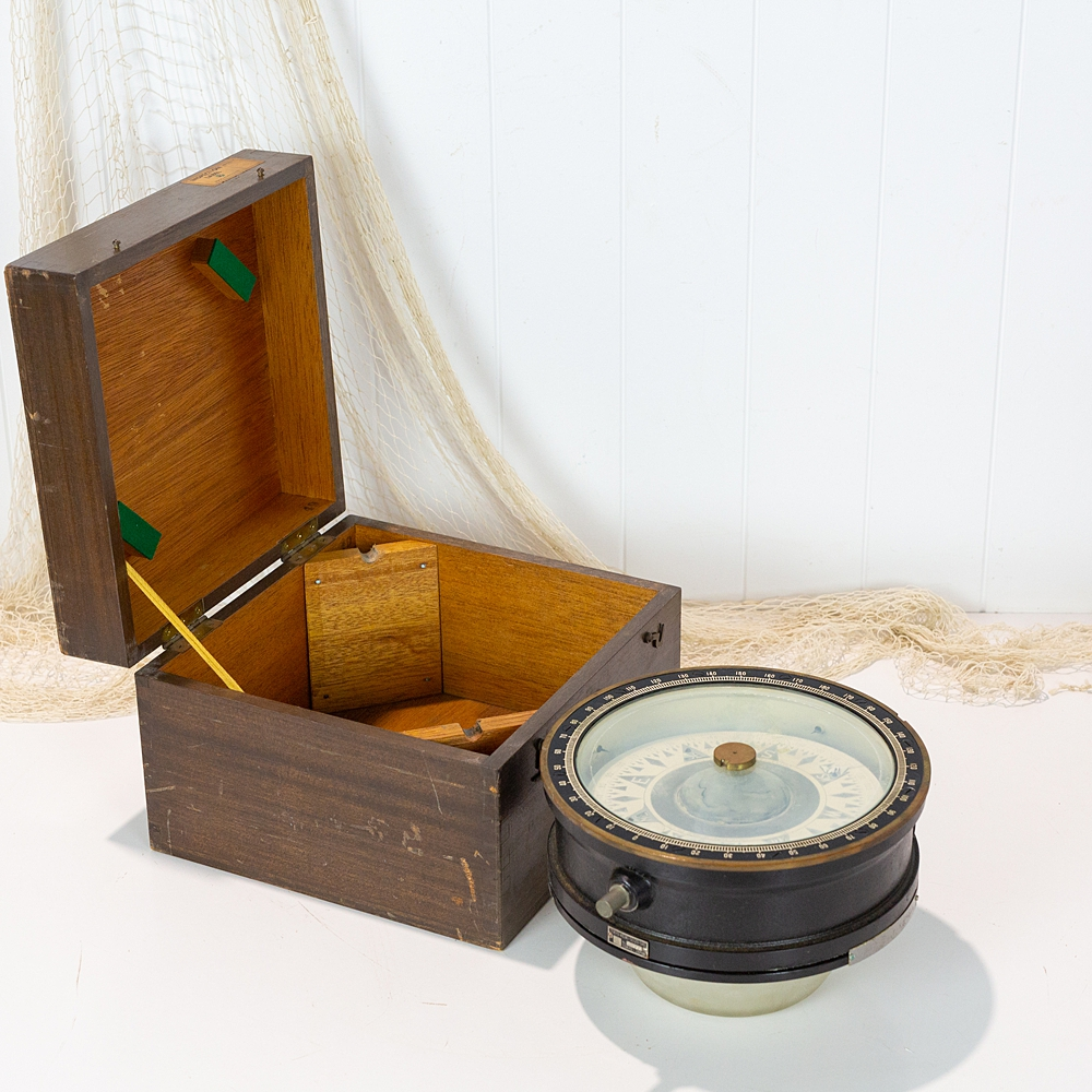 Gyro Compass in Box #5473
