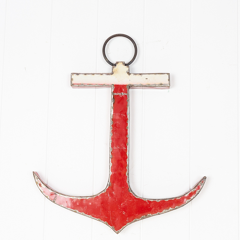 Anchor - New Metal Red #4054r