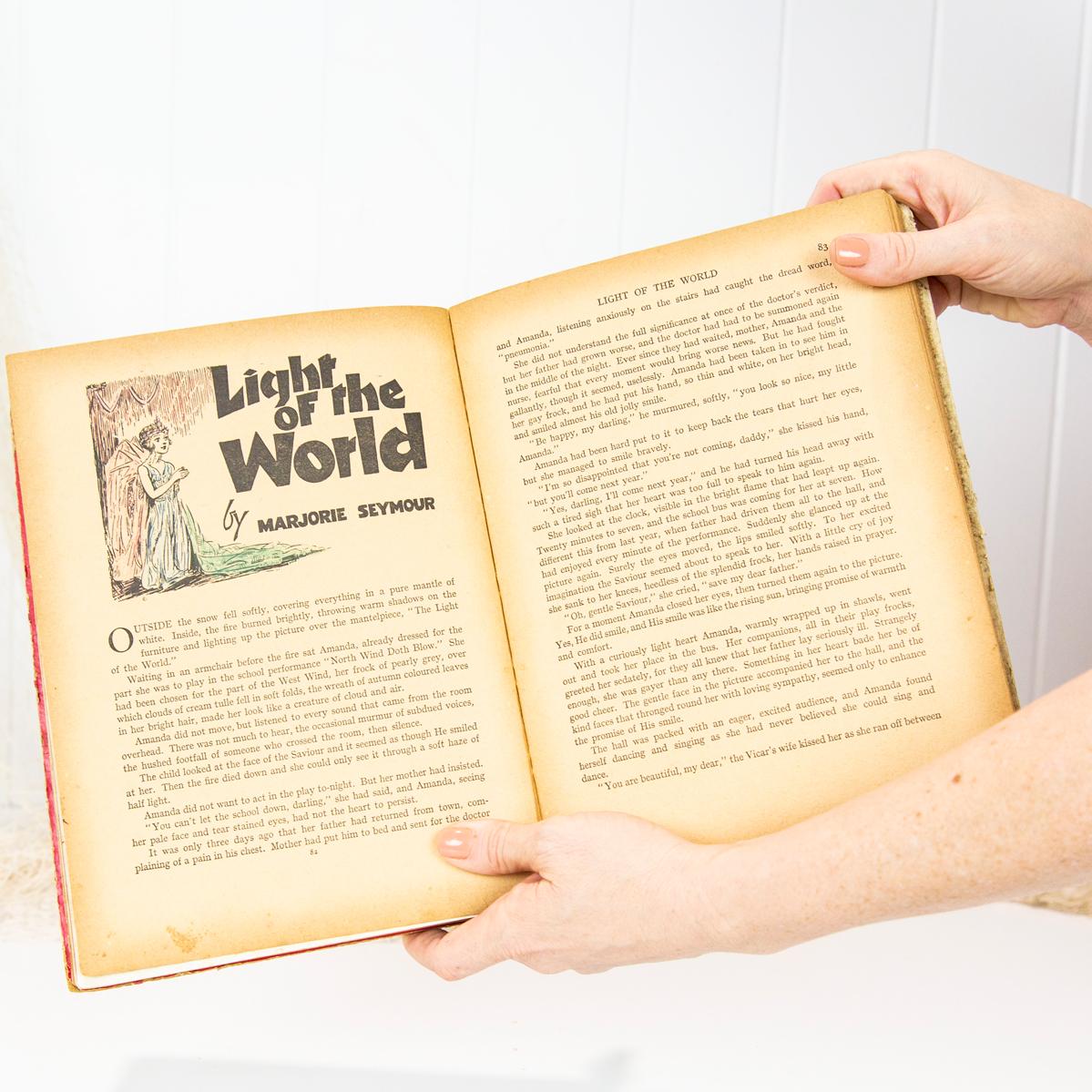 Vintage Book-Schoolgirls Adventure  #5696