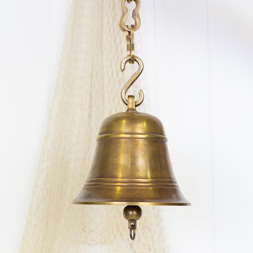 Bell with Bracket  (s) #133