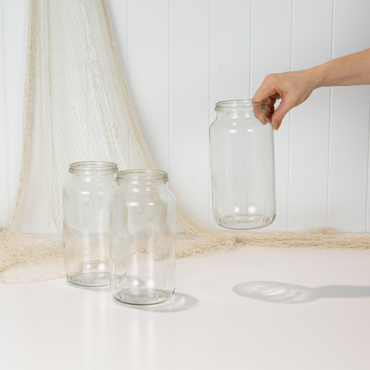 Old Fowlers Jar #5797