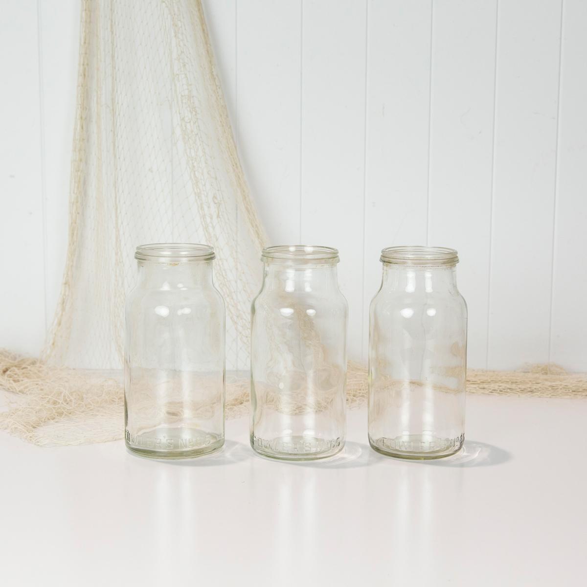 Old Fowlers Jar - Tall  #5798
