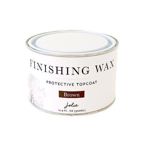 Finishing Wax - Brown 500ml