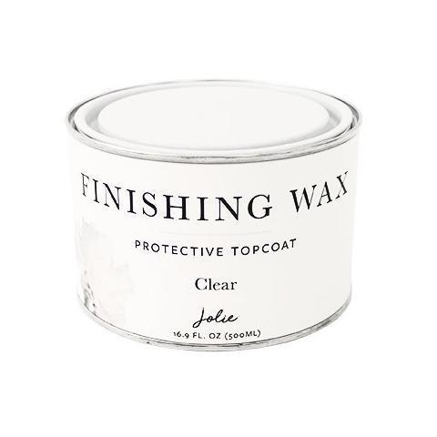 Finishing Wax - Clear 500ml