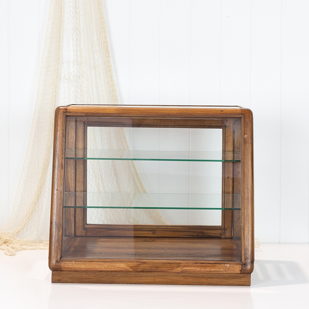 Glass Display Cabinet #5133a
