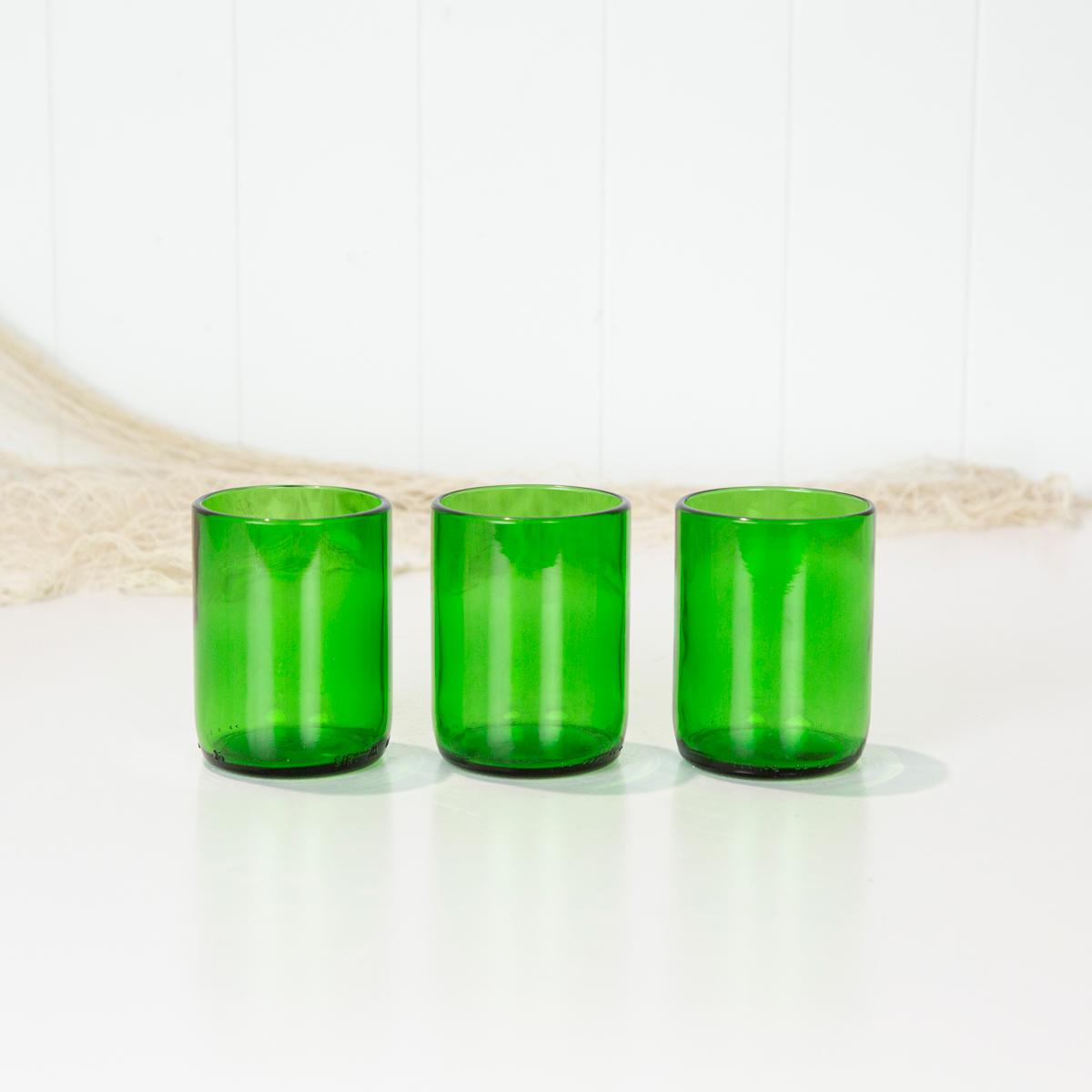 BSM Glasses - Green Short