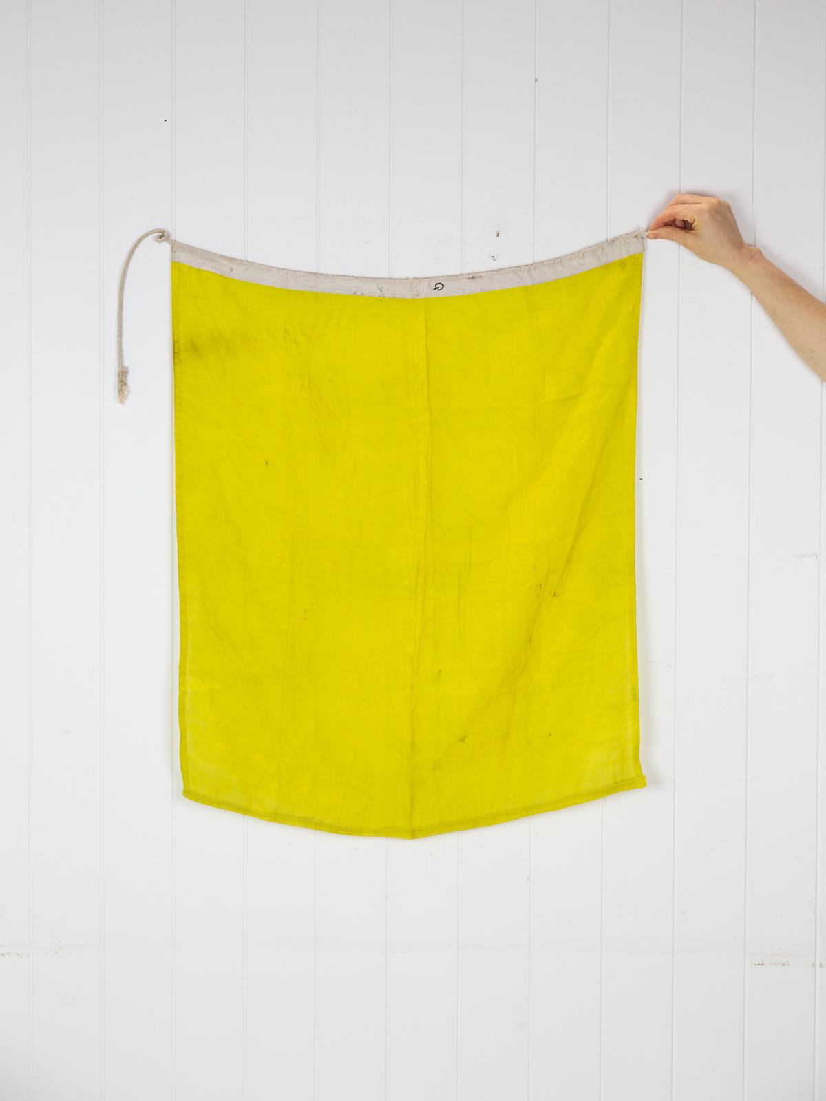 Flag Q #6075