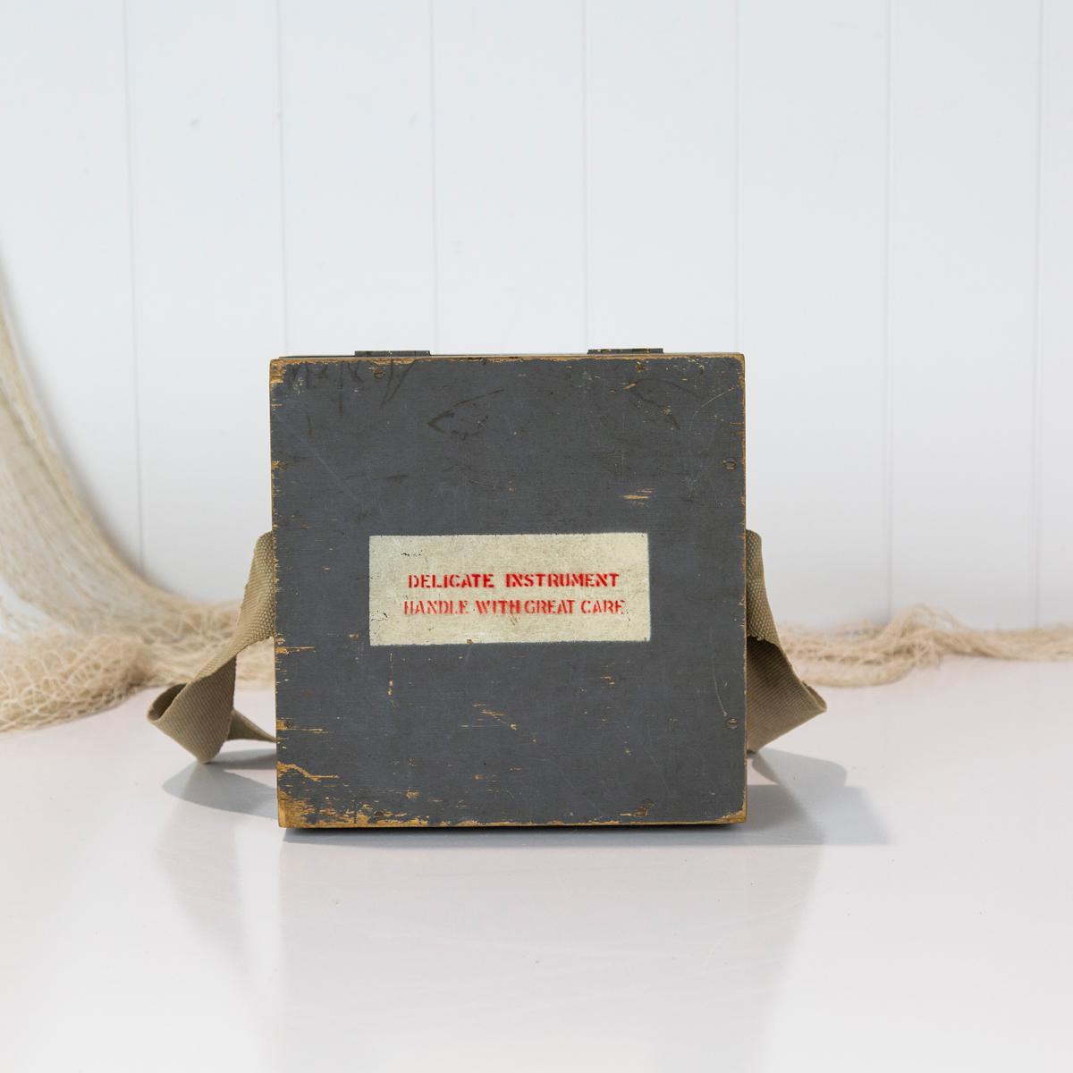 WWII Canoe Compass  #6163