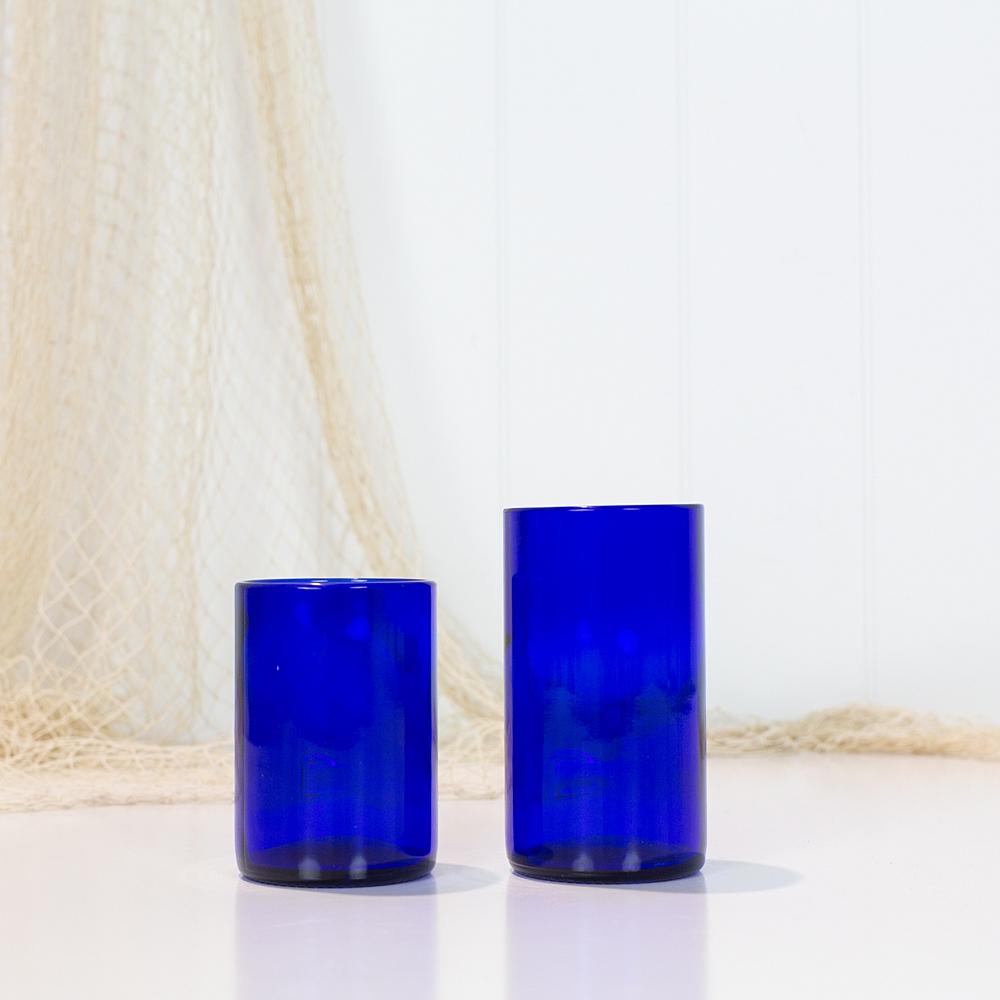BSM Glasses - Blue Short