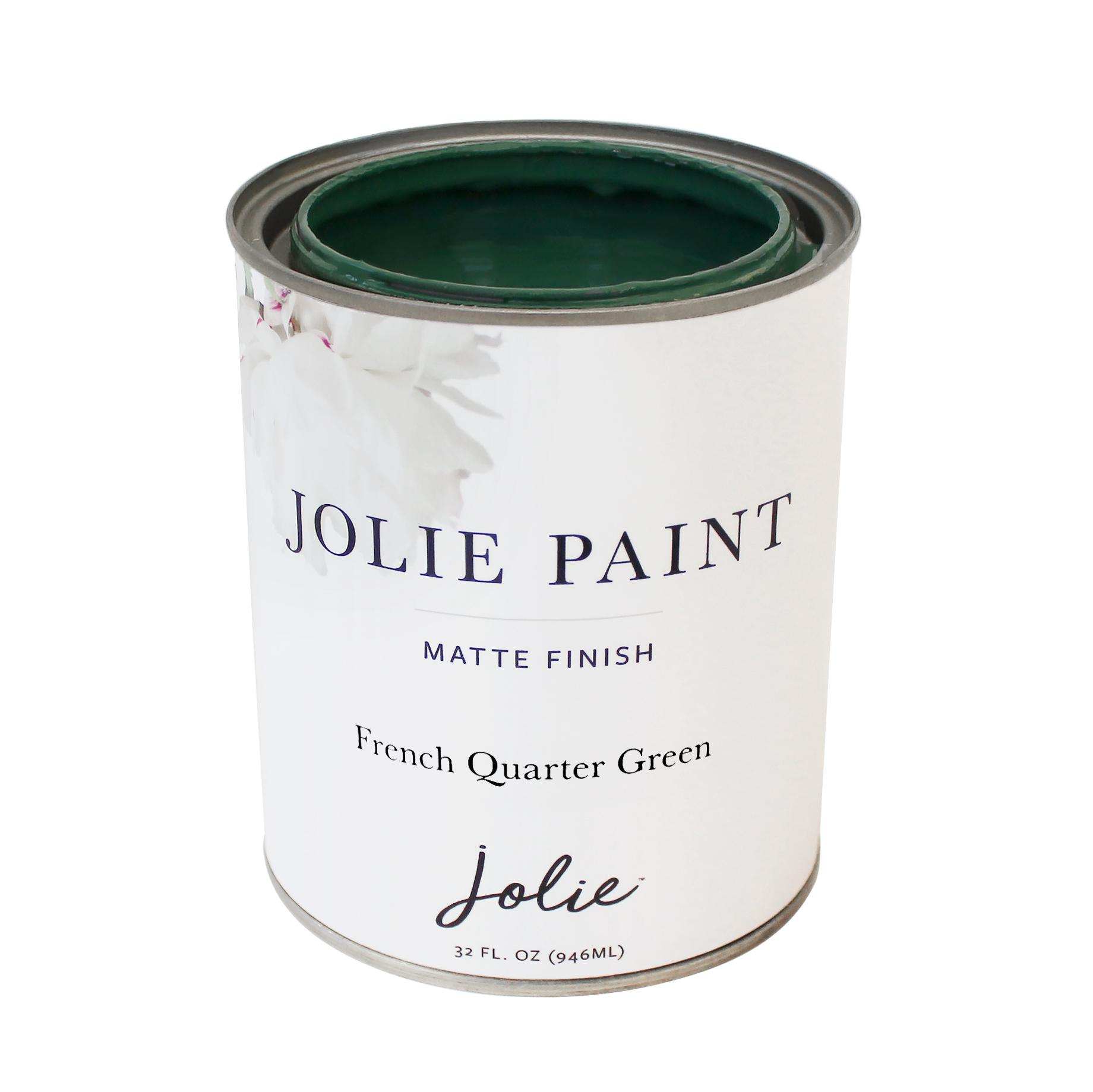 French Quarter Green - Jolie Paint