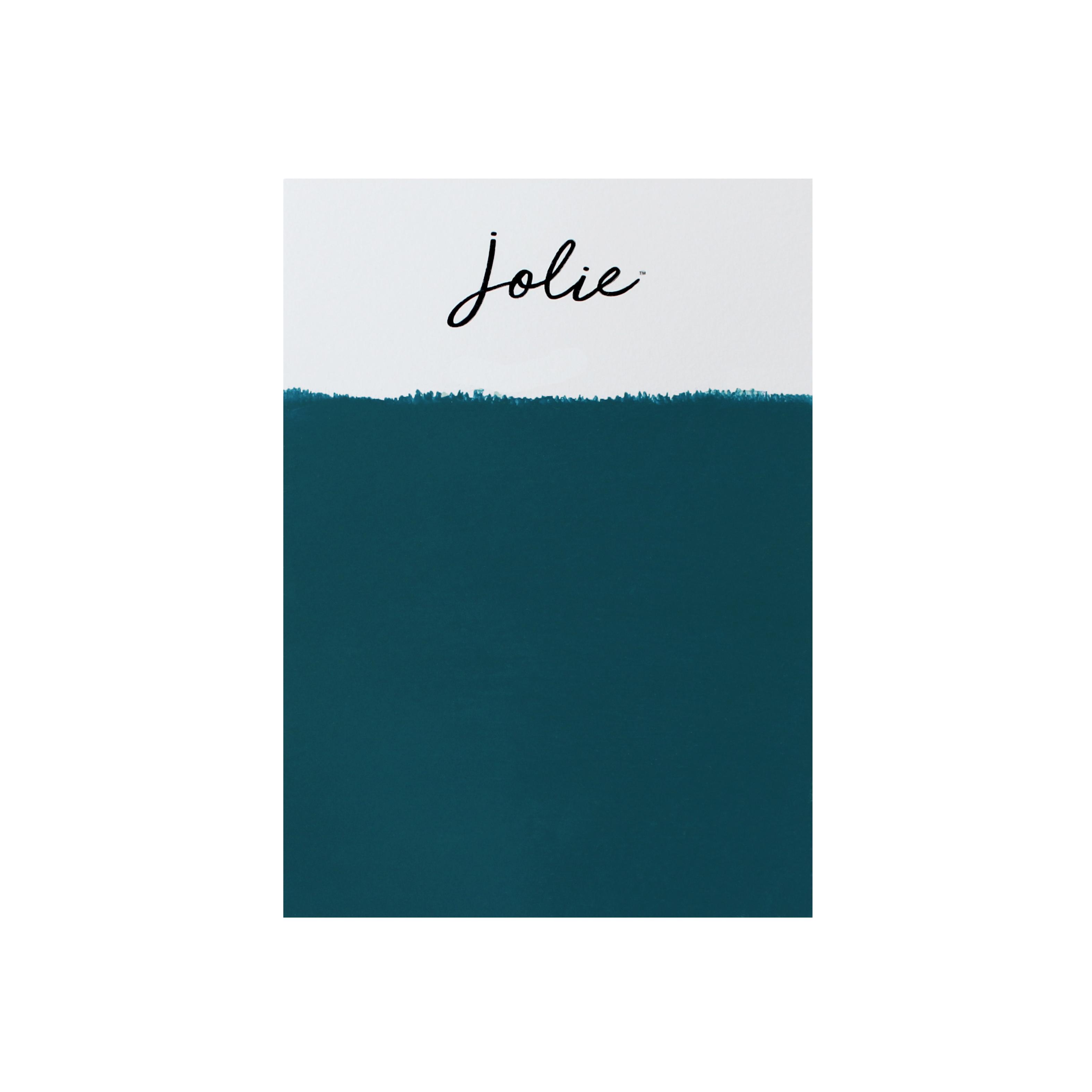 Deep Lagoon - Jolie Paint