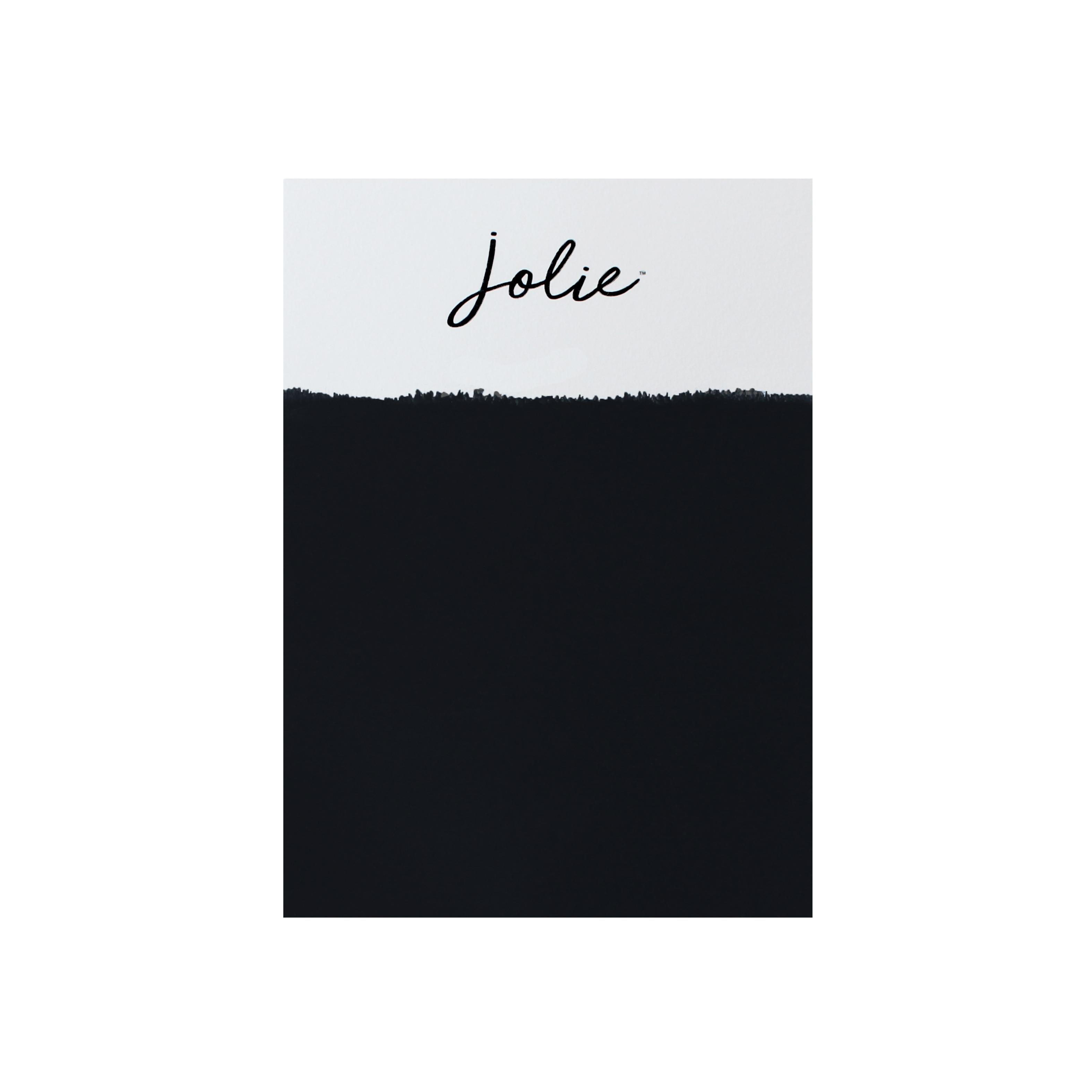 Noir - Jolie Paint