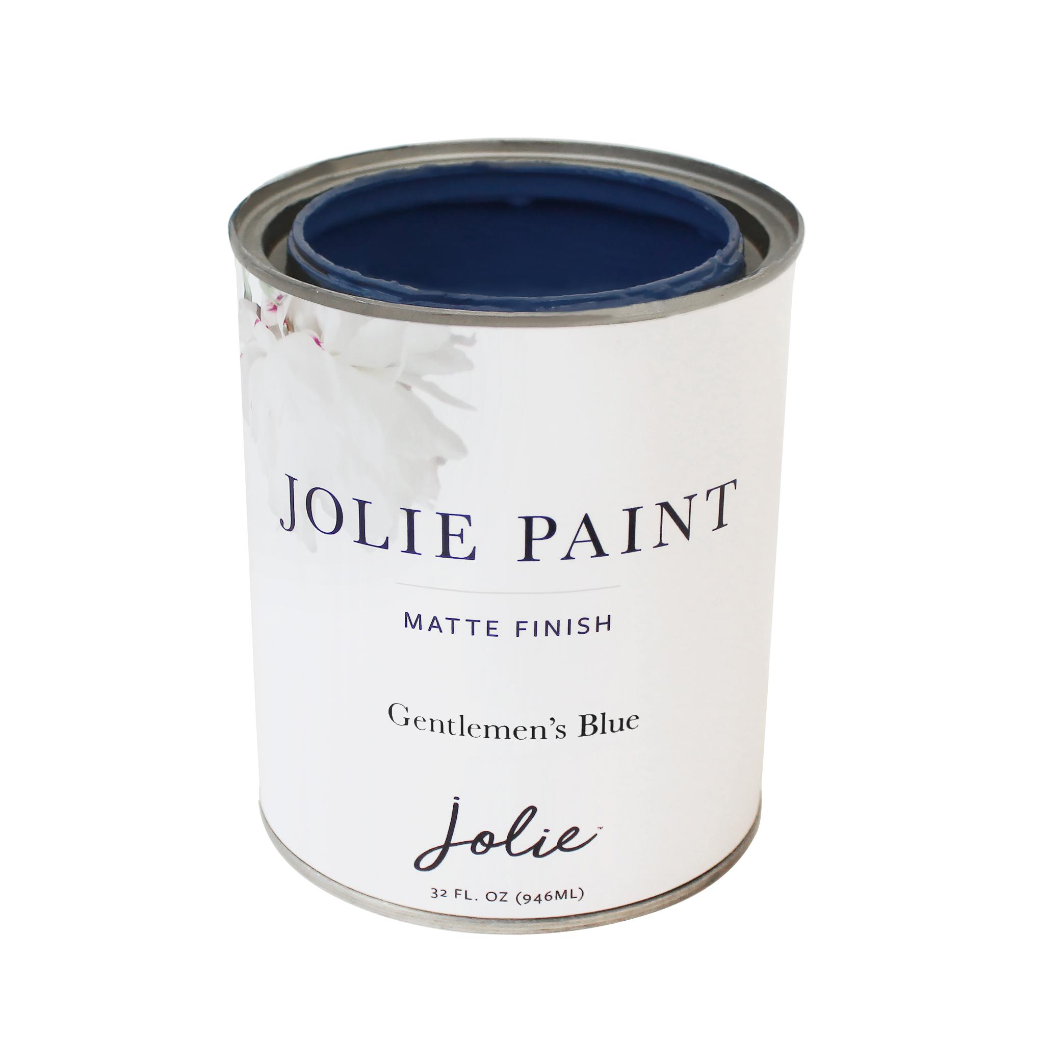 Gentleman's Blue - Jolie Paint