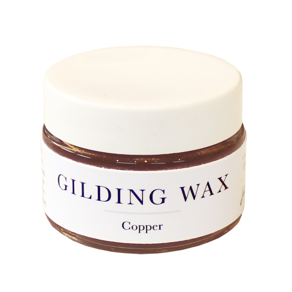 Gilding Wax - Copper