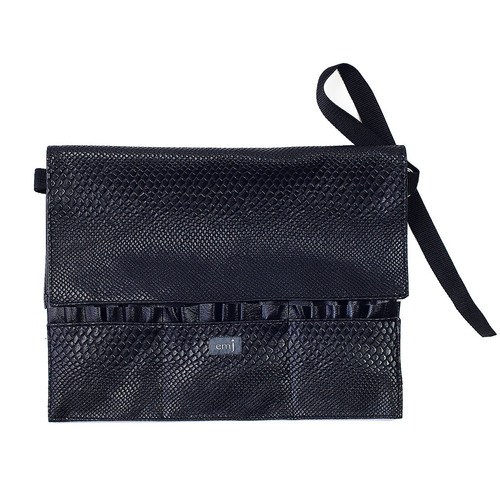 BLACK MAMBA SNAKE LUXE BRUSH BELT   Brushes and Make-up not included.