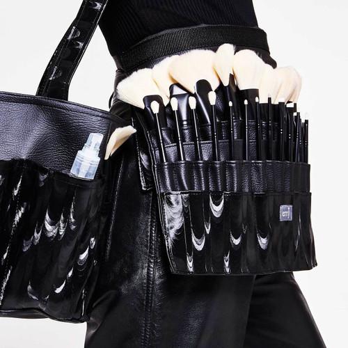 Raven Brush Belt
