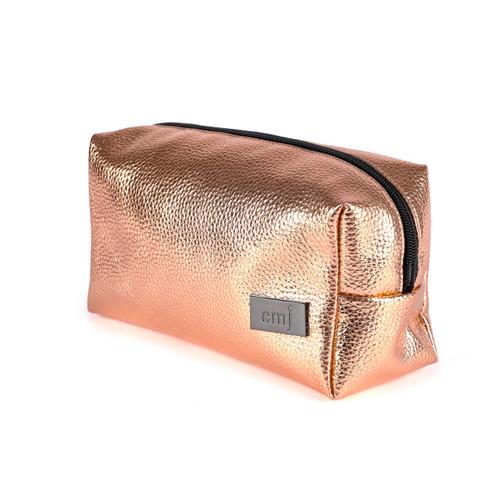 Copper Make-up bag