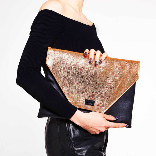Copper Giant Clutch / Laptop Case