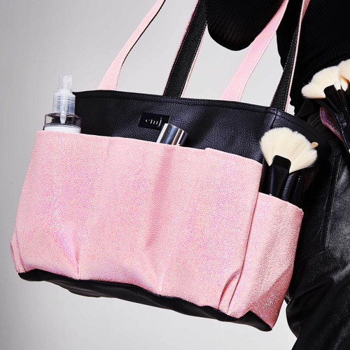 CANDY PINK KIT BAG FOR MAKE-UP ARTISTS, HAIR STYLISTS AND BEAUTY PROS