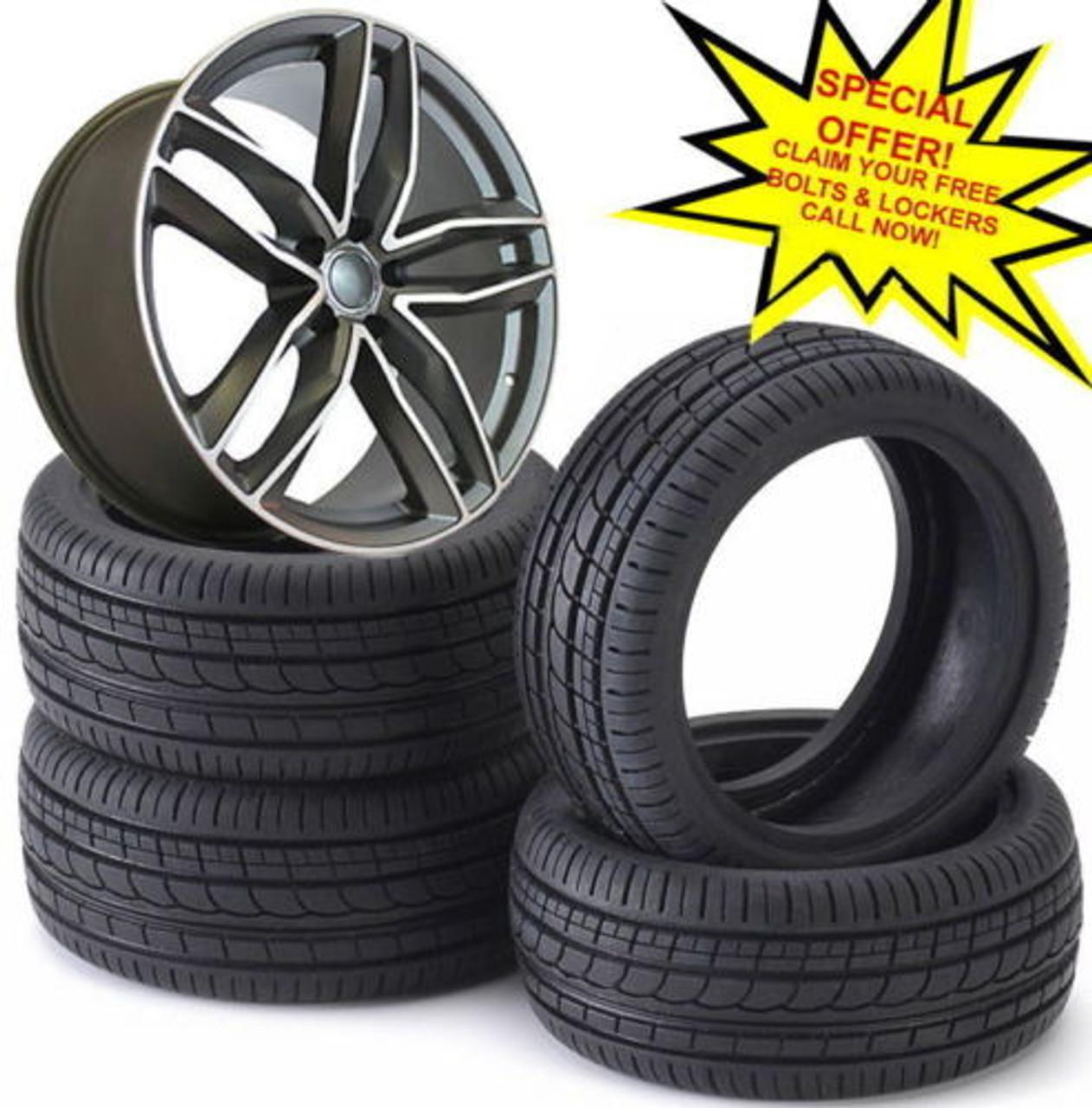 19 Rs6 C Gm Alloy Wheels Audi A5 A8 A4 A6 Hotline Tyres