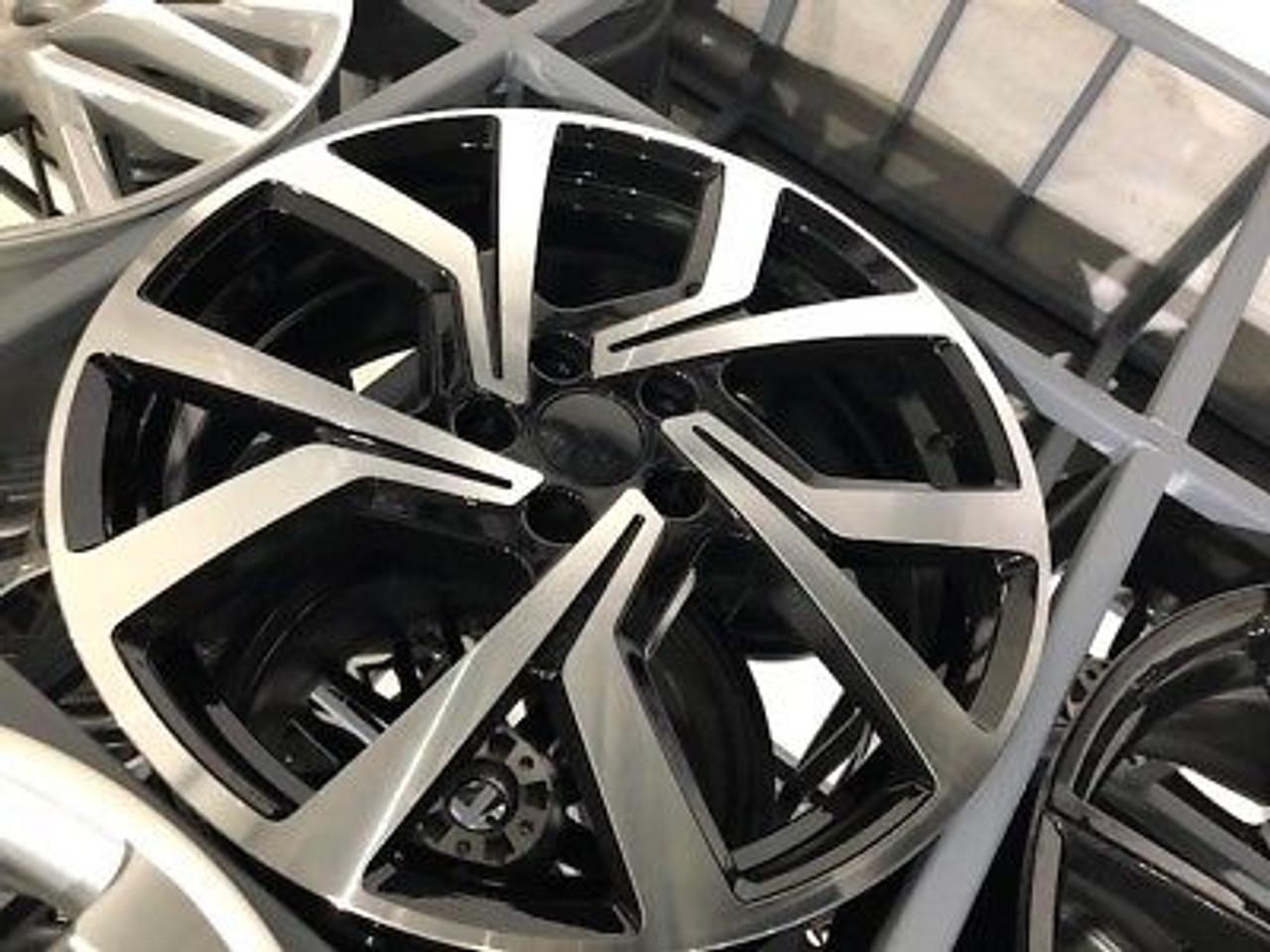 """19""""club sport bp Alloy Wheels Audi A3/A8/a4/a6/Vw passat/Skoda/seat-with tyres"""