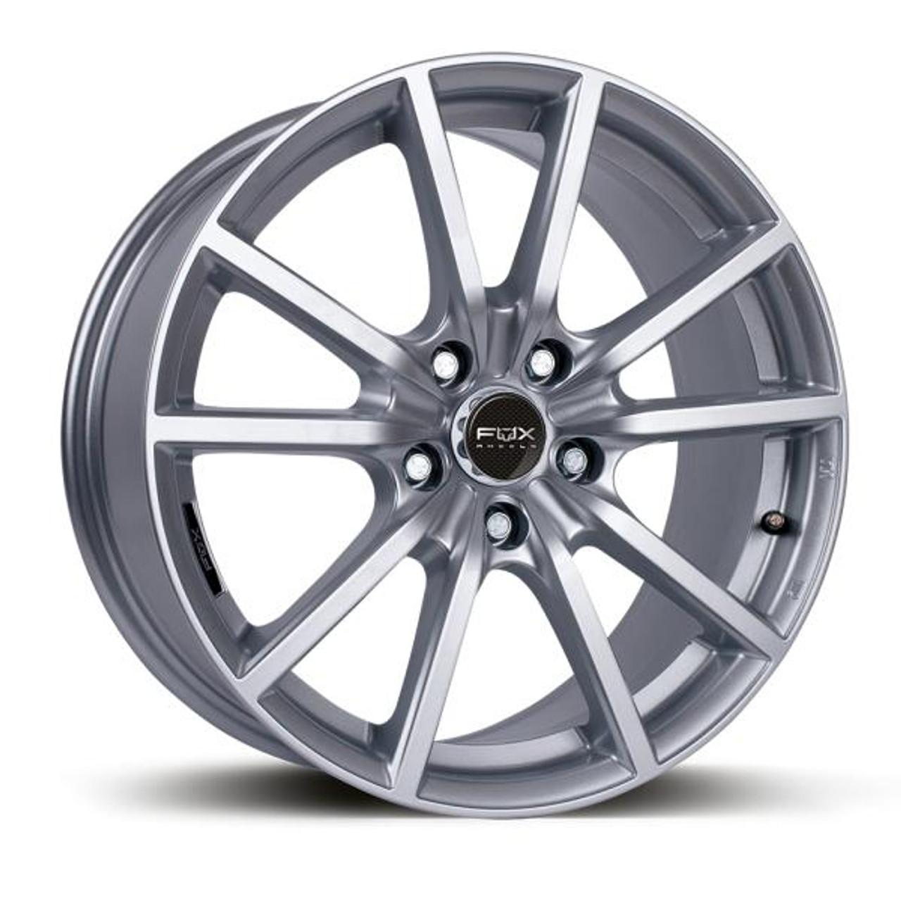 FOX FX10 Alloy Wheels Silver