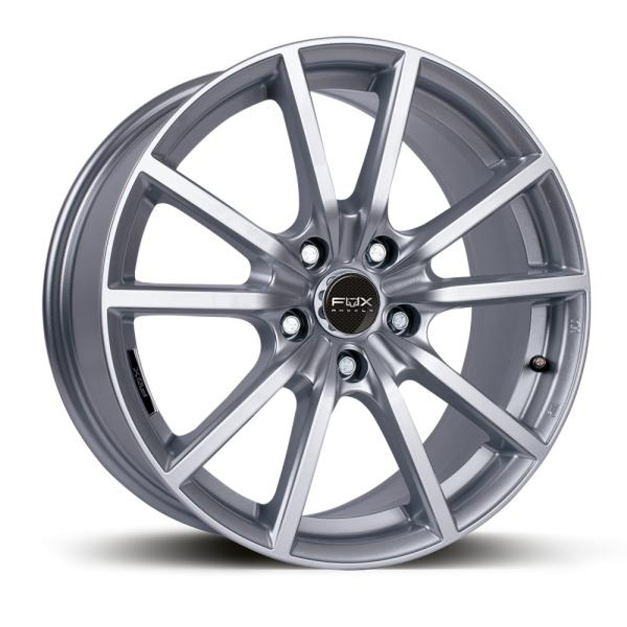 FOX FX1 Alloy Wheels Silver