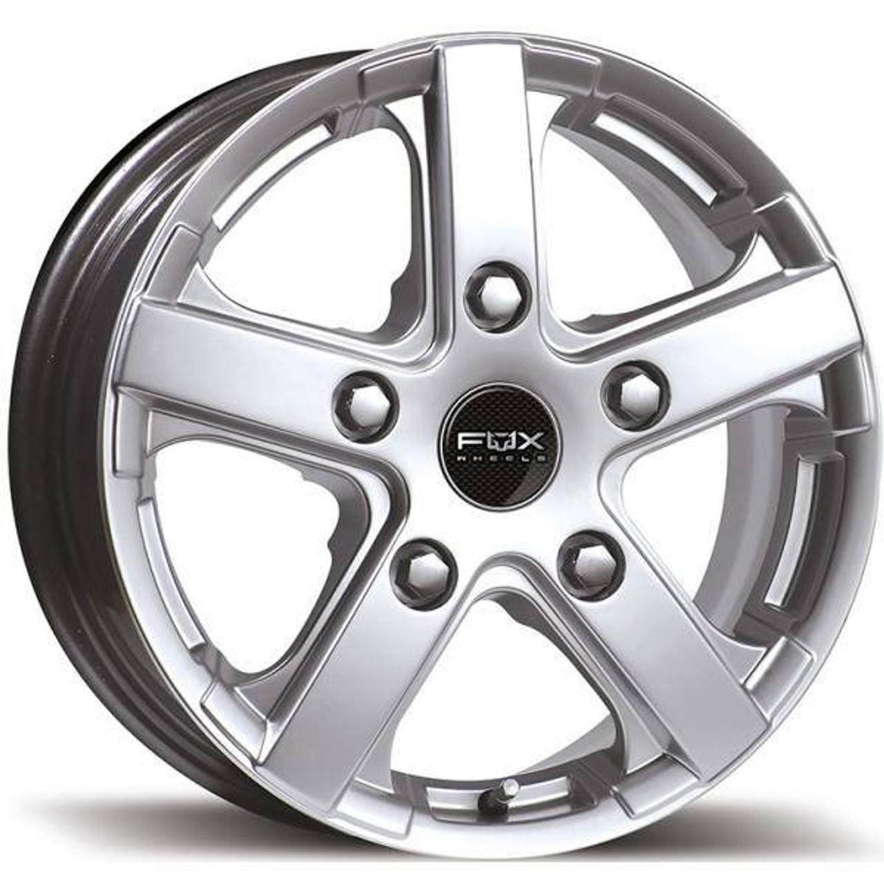 FOX Viper 1 Alloy Wheels Silver
