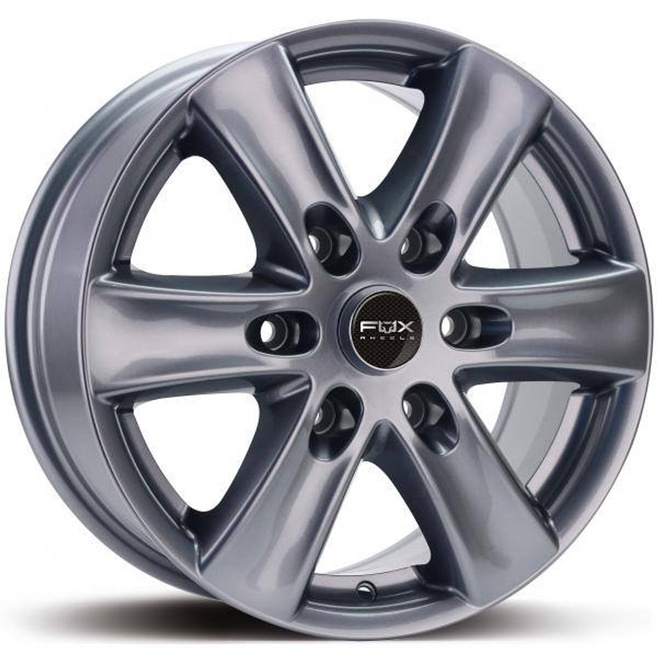 FOX Viper 2 Alloy Wheels Gloss Grey