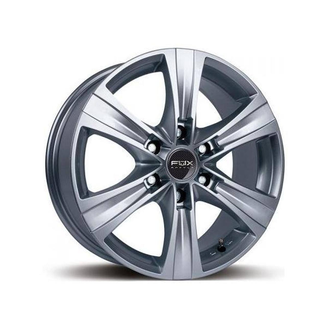 FOX Viper 3 Alloy Wheels Silver