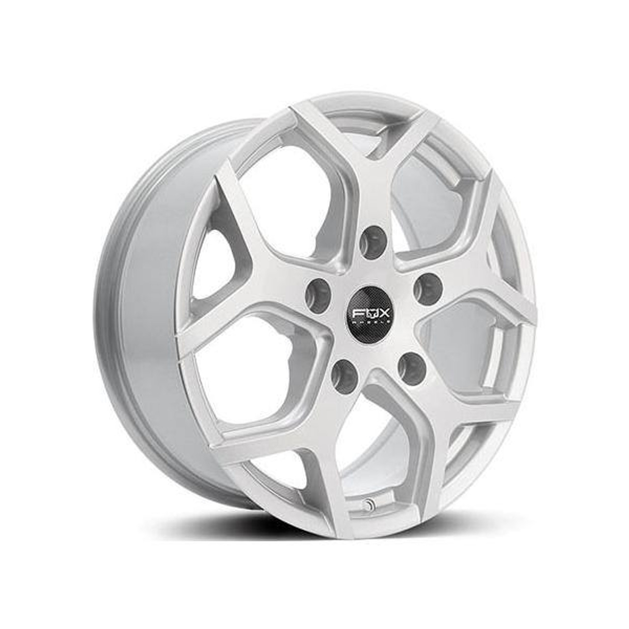 FOX Viper 4 Alloy Wheels Silver