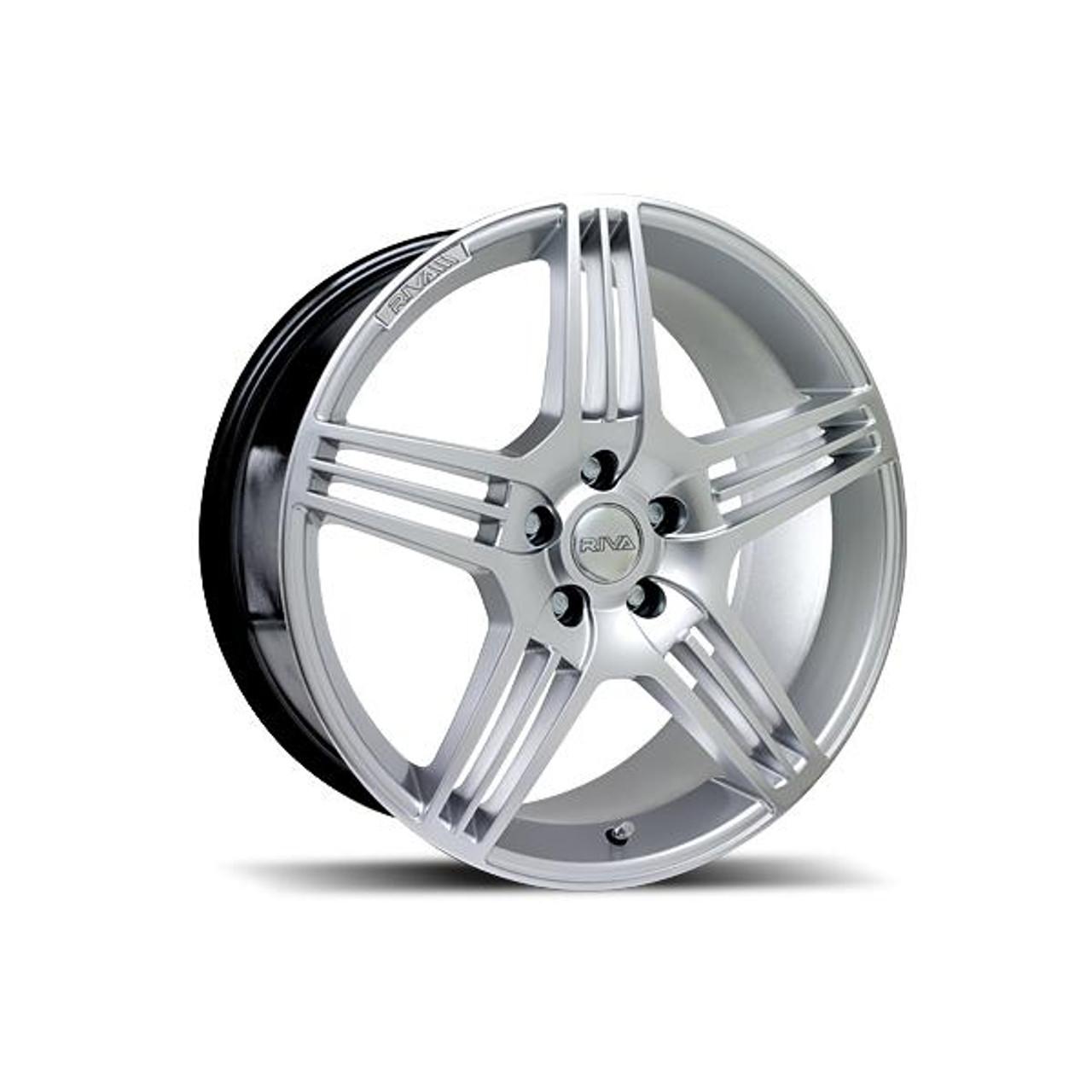 RIVA MAG Alloy Wheels Silver