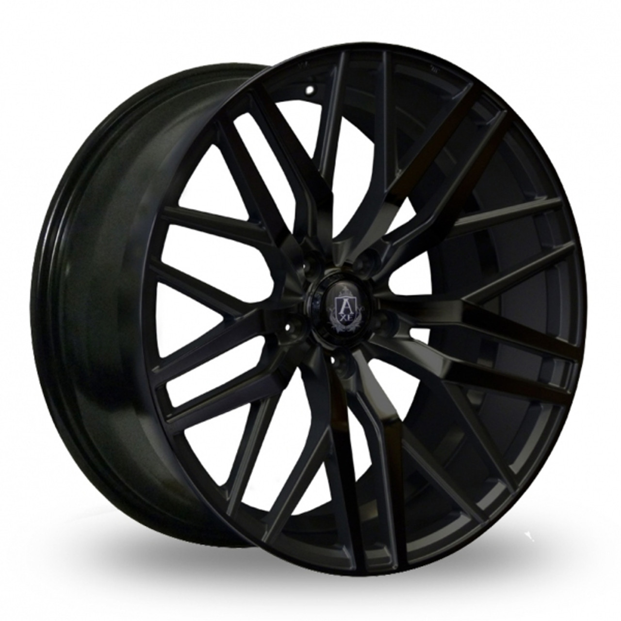 Axe EX30 Gloss Black Alloy Wheels