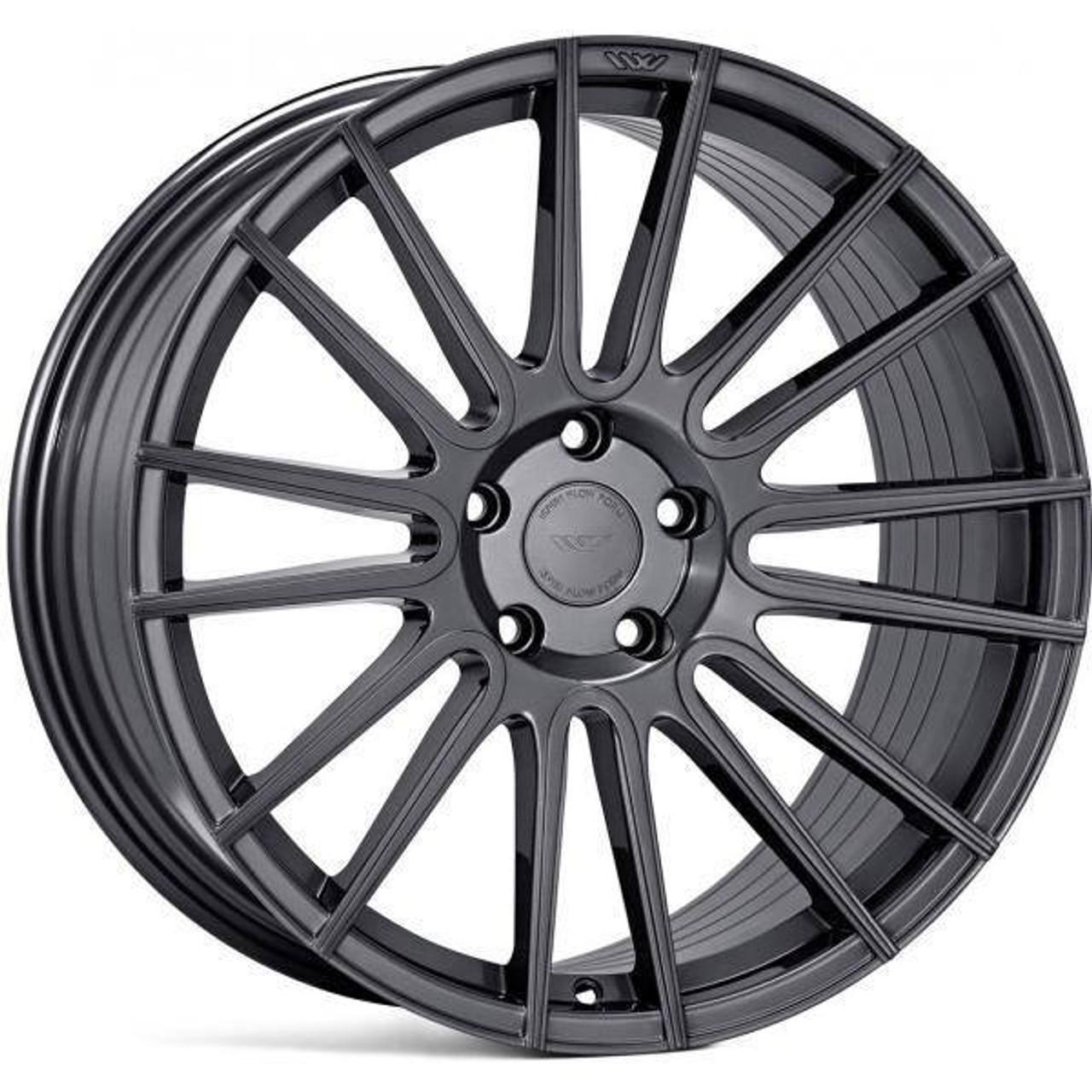 Ispiri FFR8 Alloy Wheels Carbon Graphite